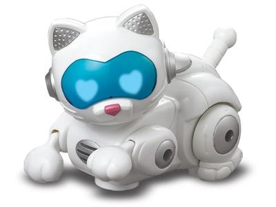 电动万向机械猫