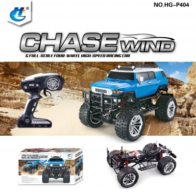 HENGGUAN MODEL HG-P404 1:10 2.4G COOL LUZE CLIMBING CAR