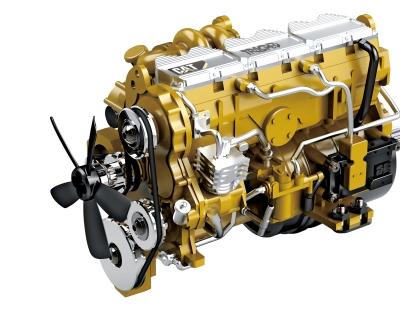 恒冠模型 6ASS-P01 发动机总成(适用于HG-P602)