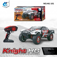 HENGGUAN MODEL HG-101 1:10 2.4G 4WD HIGH SPEED VEHICLE (SHORT DISTANCE TURCK)