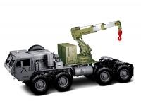 恒冠模型 HG-P803 军卡HG-P802升级件-吊臂总成